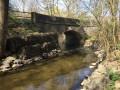 L'Odon et le pont de la route de Baron
