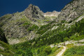 Cascade de la Pisse et vallon de la Basse Pisse