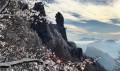 Rochers de Chalves par l'arête Sud
