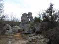 Des Rochers de Païolive aux résurgences du Ruisseau de Granzon