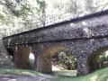 L'ouvrage le plus imposant le long de l'acqueduc