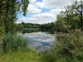 L'un des sept étangs de la première boucle de la randonnée