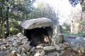 Un dolmen, un refuge, un puits à neige depuis Laroques-des-Albères