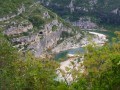Les Gorges du Gardon, de Russan à Collias