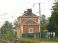 La Bonneville sur Iton. La gare
