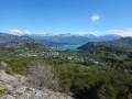 La Bréole, le Lac et les Ecrins