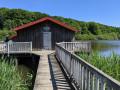 La cabane des pêcheurs.