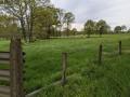 La campagne près de Hunault