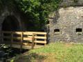 Fort Lachaux par la face Nord
