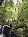 Cascade d'Aitzondo depuis Meaka