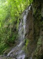 La cascade de l'Adhuy