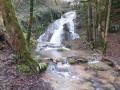 La cascade de la Chandelette