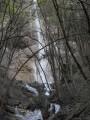 La cascade de la Pissarde