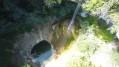Les rives sauvages du Rhône au départ de Challonges