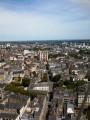 La cathédrale de Nantes. Vue imprenable.