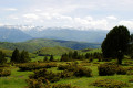 Le point de vue de Barrens depuis Prades