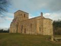 Du Col à la Chapelle de Saint-Bonnet