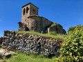 Bagüeste, le village abandonné
