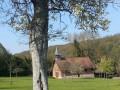 la chapelle Saint Firmin: unique chapelle à pans de bois en Normandie