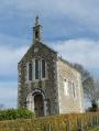 Claire-Fontaine et la Chapelle de Courbefosse à Fougerolles-du-Plessis