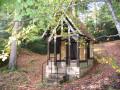 La chapelle St Etienne en forêt d'Eawy, sur la commune de Rosay