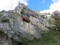 La chapelle st Vitus sur le Rocher d'Istein