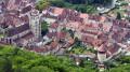 La Collégiale Saint-Hippolyte et la Tour de la Sergenterie