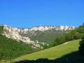 Boucle Vachères - Montagne de Musan - Pré de Cinq Sous depuis Beauregard
