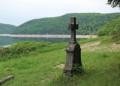 La croix pour se souvenir de la Chartreuse