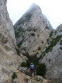 La crête des Alpilles
