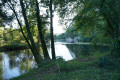 Boucle Saint-Sozy - Blanzaguet en surplombant la Dordogne