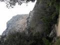 La falaise de L'Hortus