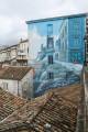 Les remparts et les murs peints d'Angoulême
