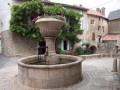 la fontaine de Sauclières