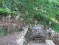 La fontaine du Mont Saint-Rigaud