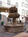 La fontaine Moussue