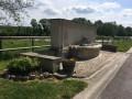 La fontaine Roosevelt