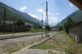 La gare de Mérens-les-Vals