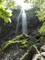 La grande cascade vue d'en bas
