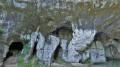 la grotte d'ou sort le Lison