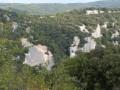The Sainte Baume gorges