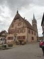 La mairie de Dambach-La-Ville