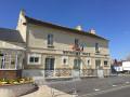 La mairie de Fleury-sur-Orne