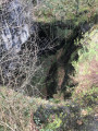 La mine Meazuri et ses tunnels