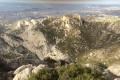Les Monts Lantin, Carpiagne et Saint-Cyr via la Muraille de Chine