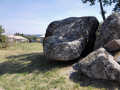 Autour d'Alboussière : les Mégalithes et la Pierre Branlante