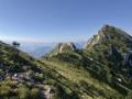 La Pierre Virari, le Mont-Aiguille, la Main et le Rocher de l'Ours