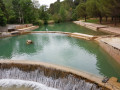 La piscine de Salernes