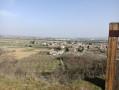 La plaine de la vallée du Rhône