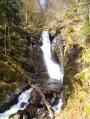 La plus haute des cascades de la Lauch